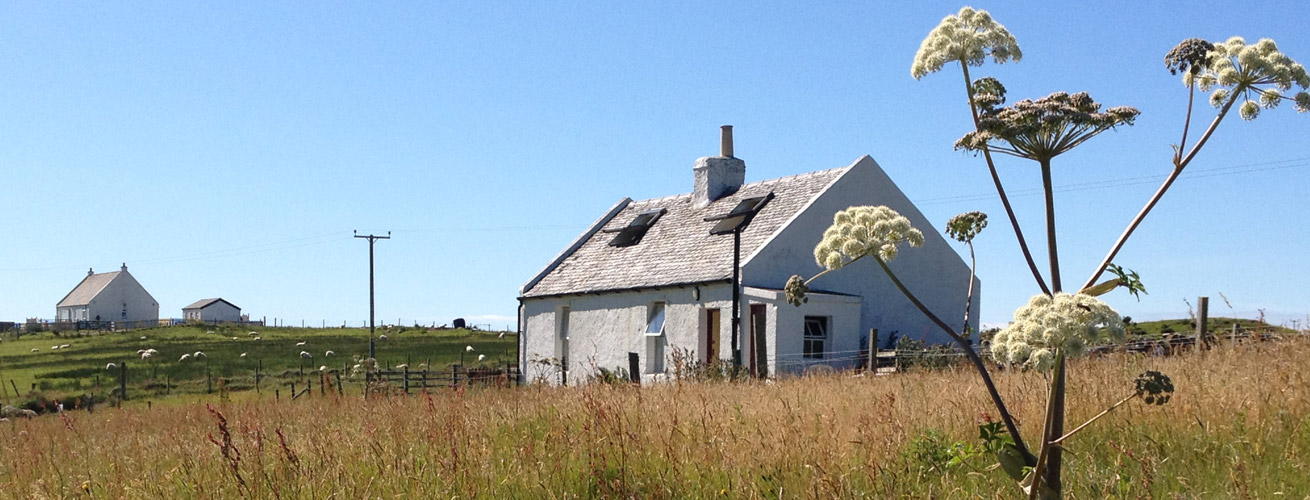 Alister Annie's Cottage Colonsay B02