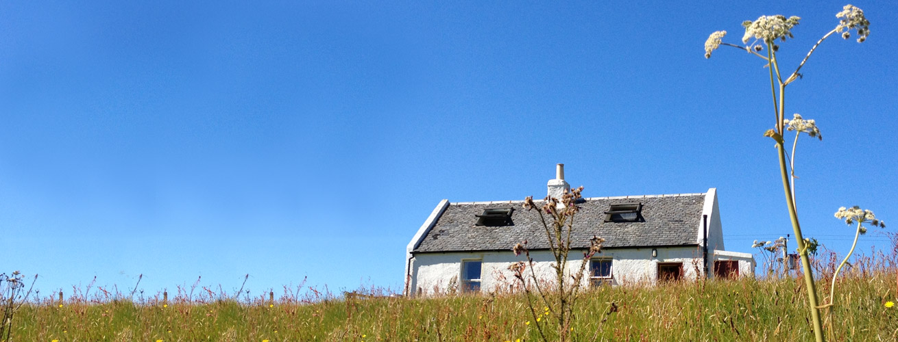 Alister Annie's Cottage Colonsay B06