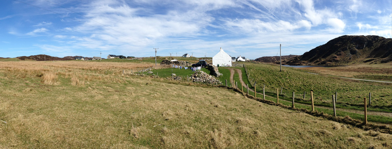Alister Annie's Cottage Colonsay B17