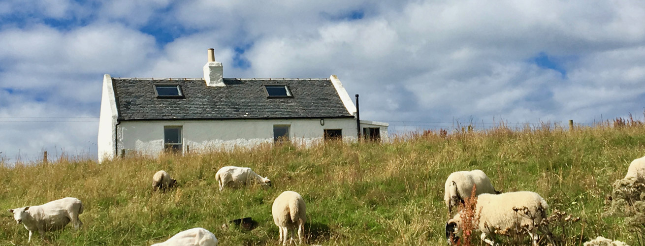 Alister Annie's Cottage Colonsay B19
