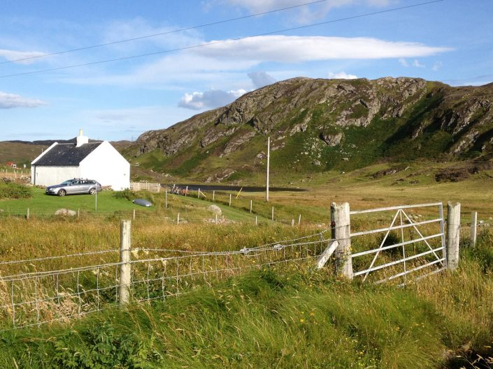 Alister Annie's Cottage Colonsay G13