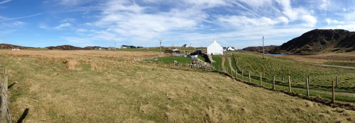 Alister Annie's Cottage Colonsay G17