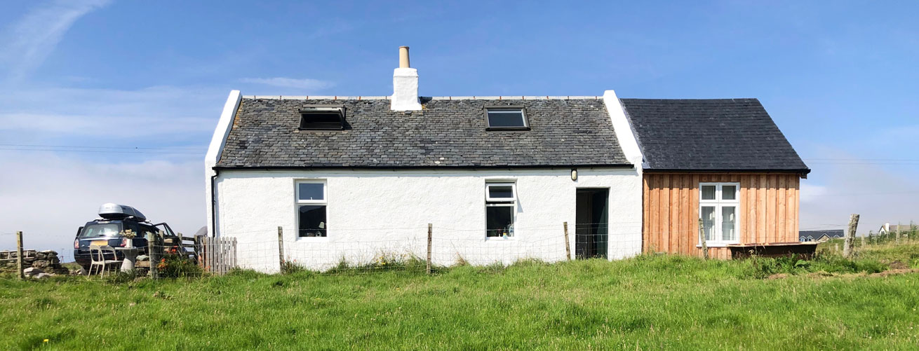 Alister Annie's Cottage Colonsay B24